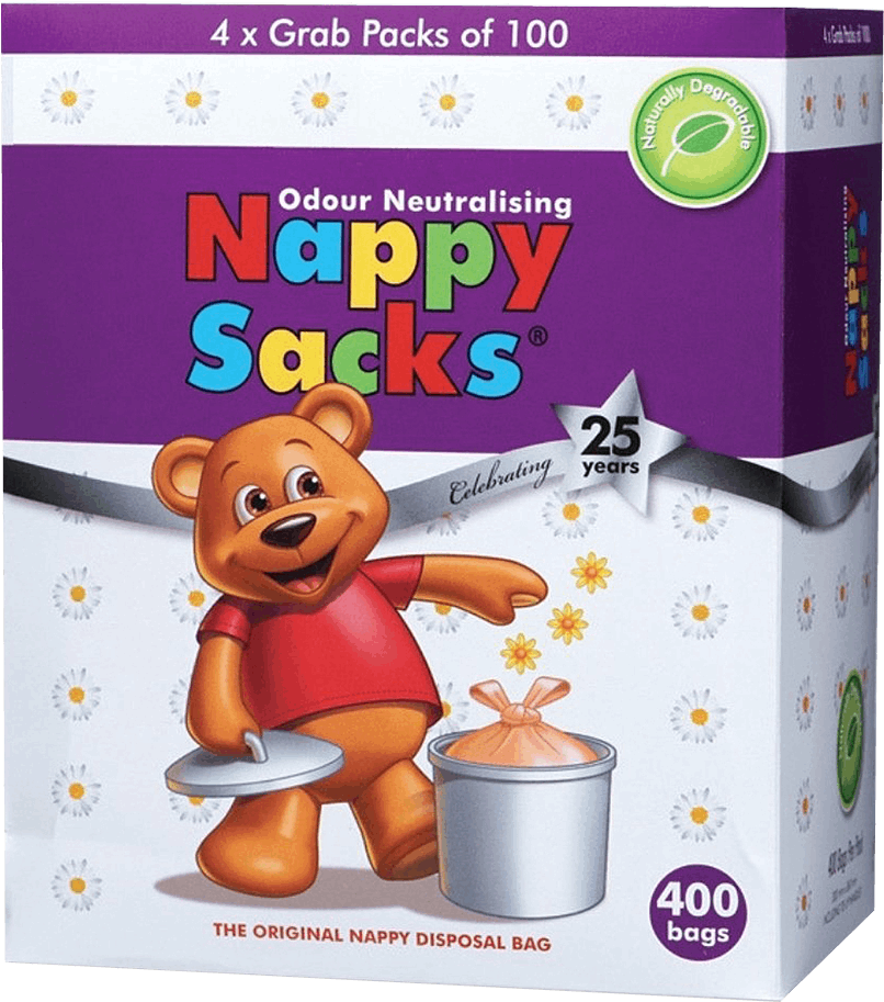 original nappy sacks