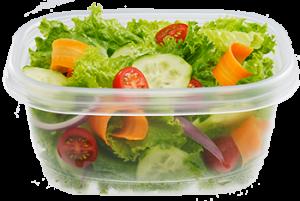 keeping salad fresh